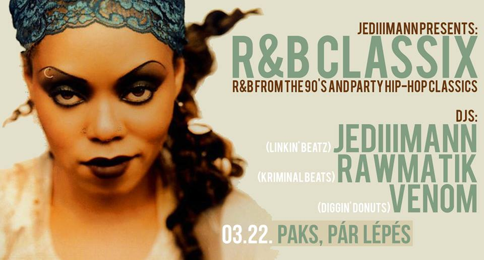 RNB classix flyer
